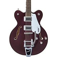G5622T Electromatic Center Block Double-Cut with Bigsby Dark Cherry Metallic