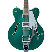 G5622T Electromatic Center Block Double-Cut with Bigsby Georgia Green
