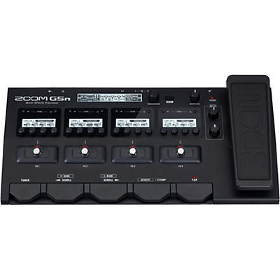 Zoom G5N Guitar Effects Processor