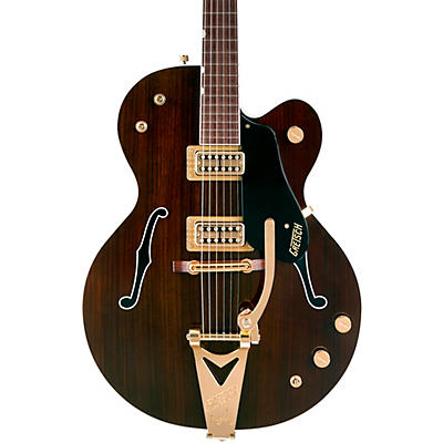 Gretsch Guitars G6119TG-62RW-LTD Limited Edition '62 Rosewood Tenny with Bigsby and Gold Hardware
