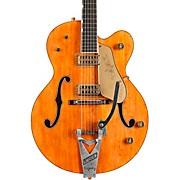 G6120CS Nashville Relic, Masterbuilt By Stephen Stern Vintage Orange