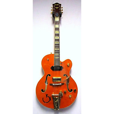 Gretsch Guitars G6120EC Eddie Cochran Hollow Body Electric Guitar