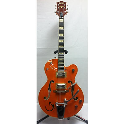 Gretsch Guitars G6120RHH Reverend Horton Heat Signature Hollow Body Electric Guitar