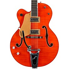 Gretsch Guitars G6120SSU Brian Setzer Nashville Left-Handed Semi-Hollow Electric Guitar