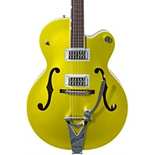 G6120T-HR Brian Setzer Signature Hot Rod Hollow Body with Bigsby Lime Gold