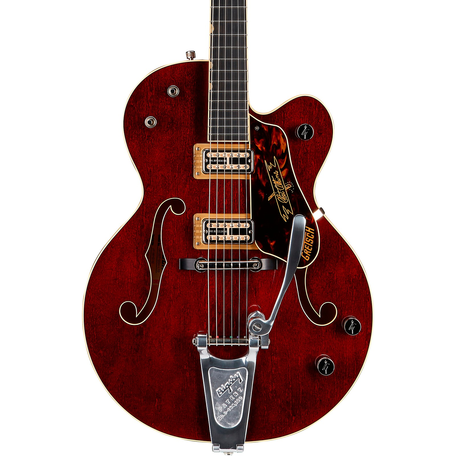 Gretsch Guitars G6120T Limited Edition '59 Nashville Bigsby Electric Guitar