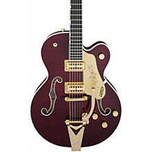 Gretsch Guitars G6120TFM-DCH Nashville Single Cutaway with Bigsby Electric Guitar