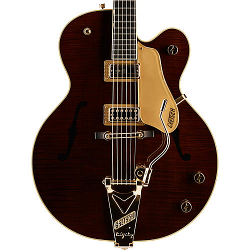 Gretsch Guitars G6122T-59 Vintage Select Edition '59 Chet Atkins Country Gentleman Hollowbody with Bigsby Walnut Stain