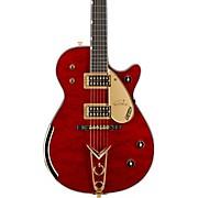 G6134-GCS15 Custom Shop 15th Anniversary 59 Penguin NOS model Ruby Red