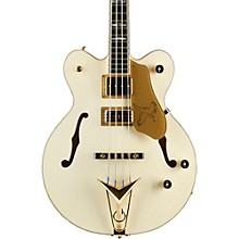 Gretsch Guitars G6136B-TP-AWT Tom Petersson Signature Electric Bass Guitar