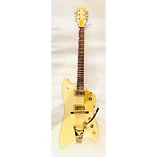 Gretsch Guitars G6199 Billy Bo White Penguin TLWP Solid Body Electric Guitar