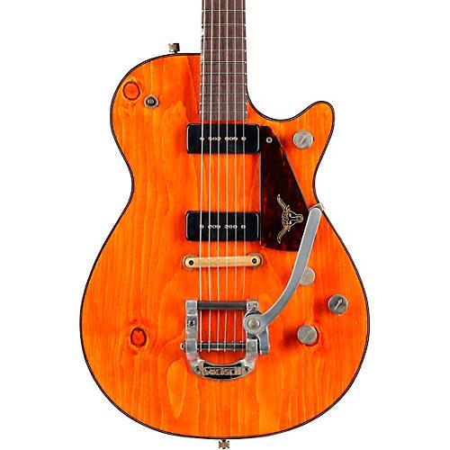 Gretsch Guitars G6210 Custom Shop Jr. Jet - Masterbuilt by Stephen Stern Orange Stain