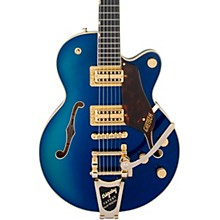 Gretsch Guitars G6659TG Players Edition Broadkaster Jr. Center Block Bigsby Semi-Hollow Electric Guitar