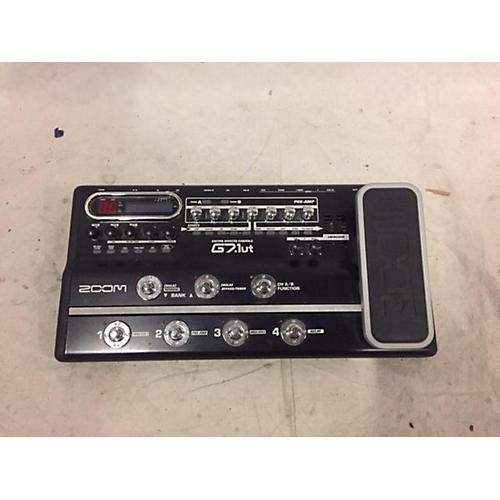 Zoom G7.1ut Pedal Board