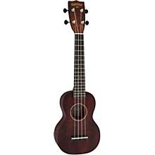 Gretsch Guitars G9100-L Soprano Long-Neck Ukulele Ovangkol Fingerboard