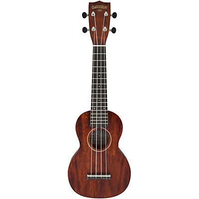 Gretsch Guitars G9100 Soprano Standard Ukulele with Ovangkol Fingerboard