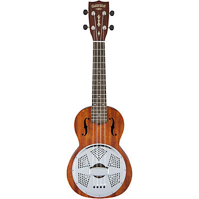 Gretsch Guitars G9112 Resonator-Ukulele with Ovangkol Fingerboard