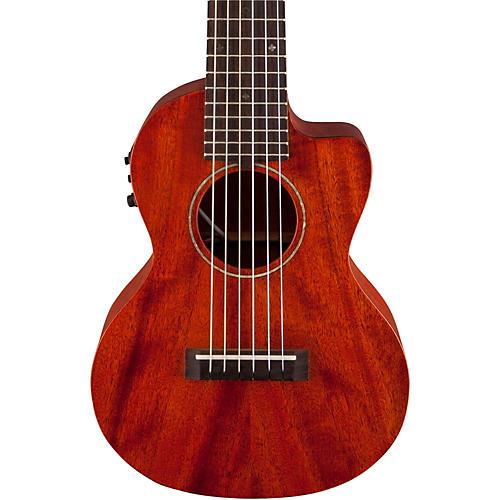 Gretsch Guitars G9126-A.C.E. Guitar Acoustic-Electric Ukulele with Gig Bag
