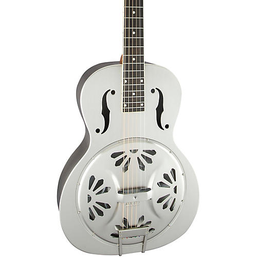 Gretsch Guitars G9221 Bobtail Round-Neck Acoustic / Electric Steel Body Resonator Guitar