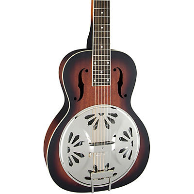 Gretsch Guitars G9230 Bobtail Square-Neck A.E., Mahogany Body Spider Cone Resonator Guitar