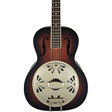 Gretsch Guitars G9241 Alligator Biscuit Round-Neck Resonator Guitar