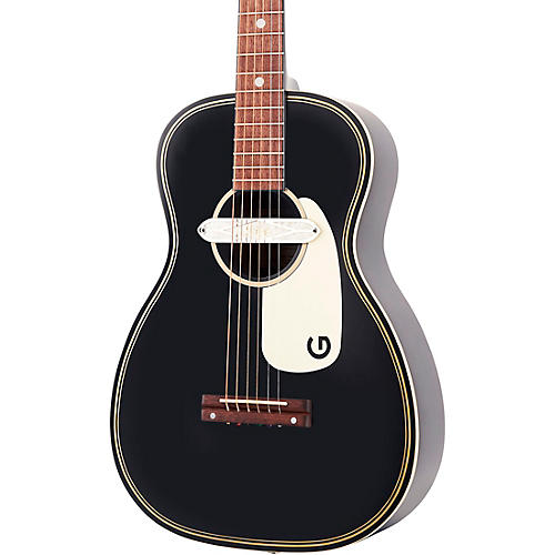 Gretsch Guitars G9520E Gin Rickey Acoustic-Electric Guitar Black