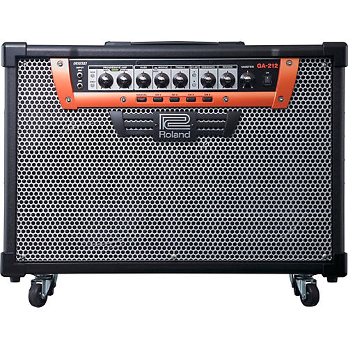 roland ga 212 2x12 200w guitar combo amplifier musician 39 s friend. Black Bedroom Furniture Sets. Home Design Ideas