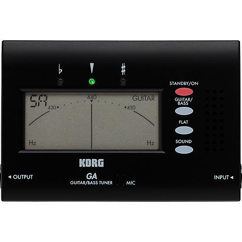 Korg GA-40 Electronic Guitar and Bass Tuner