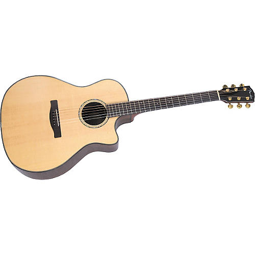 Fender GA-45SCE Grand Auditorium Acoustic/Electric Guitar Cutaway