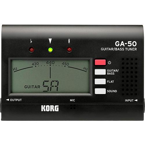 Korg GA-50 Guitar Tuner