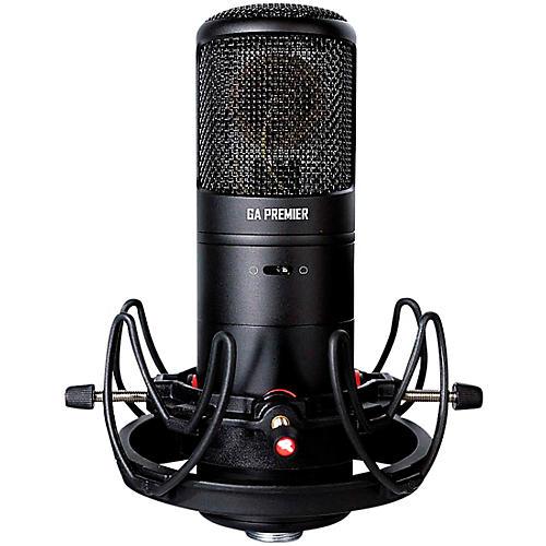 Golden Age Project GA-8000 Large-diaphragm Tube Condenser Microphone Black