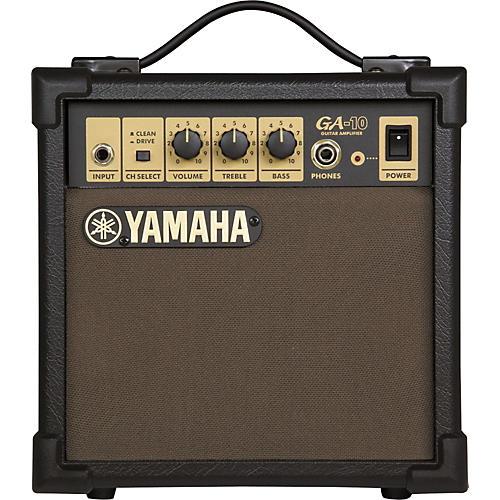 Yamaha ga10 10w guitar amplifier musician 39 s friend for Yamaha thr amplifier
