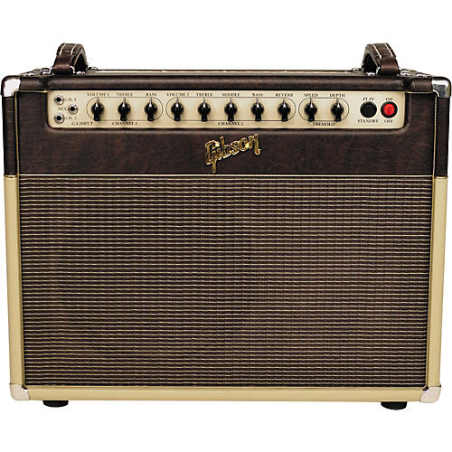 gibson ga20rvt 15w class a guitar amp musician 39 s friend. Black Bedroom Furniture Sets. Home Design Ideas