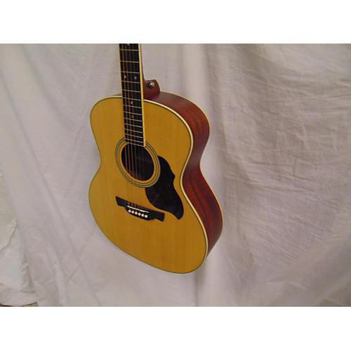 Crafter Guitars GA6EQ/N Acoustic Electric Guitar Natural