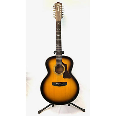 Guild GAD JF30 12 ATB 12 String Acoustic Electric Guitar