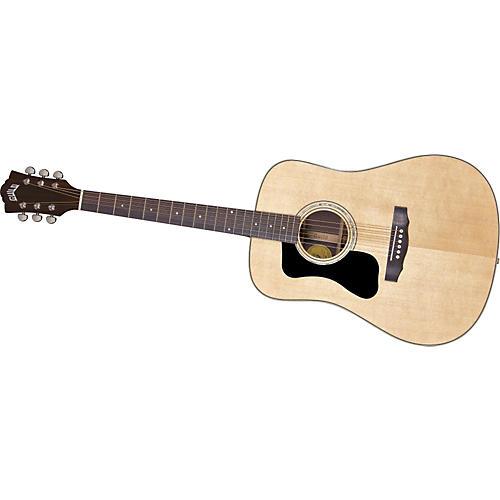 Guild GAD Series D-150L Left-Handed Dreadnought Acoustic Guitar