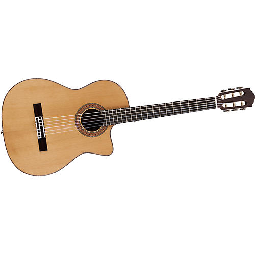 Guild GAD Series GN-5 Nylon-String Acoustic-Electric Guitar