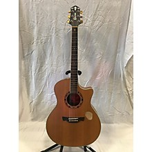 Crafter Guitars GAE 15/N Acoustic Electric Guitar