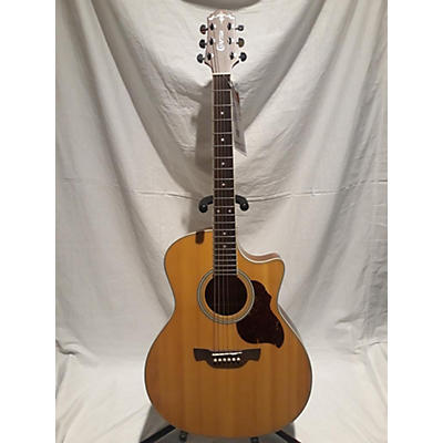 Crafter Guitars GAE6N Acoustic Electric Guitar