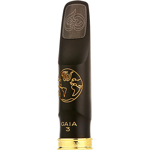 Theo Wanne GAIA 3 Hard Rubber Tenor Saxophone Mouthpiece Condition 2 - Blemished 8 194744511998