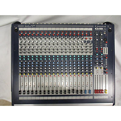 Soundcraft GB 2 Unpowered Mixer