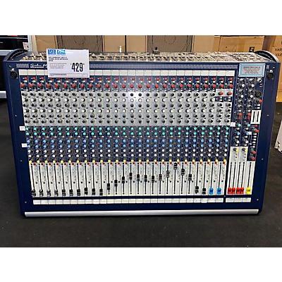 Soundcraft GB24 24 CHANNEL MIXER Unpowered Mixer