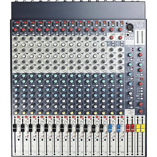 Soundcraft GB2R 12 Compact Mixer