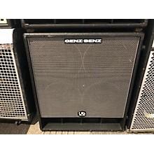 Genz Benz GB410T-UB Bass Cabinet