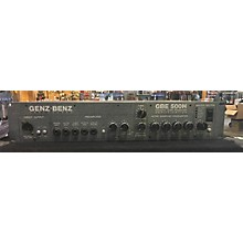 Genz Benz GBE 500H Tube Bass Amp Head