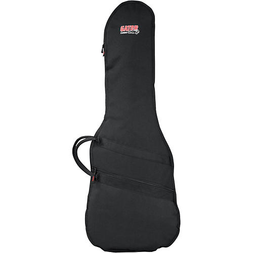Gator Gbe Elect Economy Style Padded Electric Guitar Gig Bag