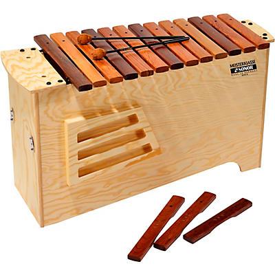 Sonor Orff GBKX 10 Meisterklasse Rosewood Deep Bass Xylophone