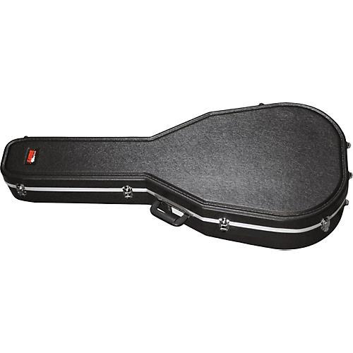 Gator GC-Jumbo Deluxe ABS Acoustic Guitar Case