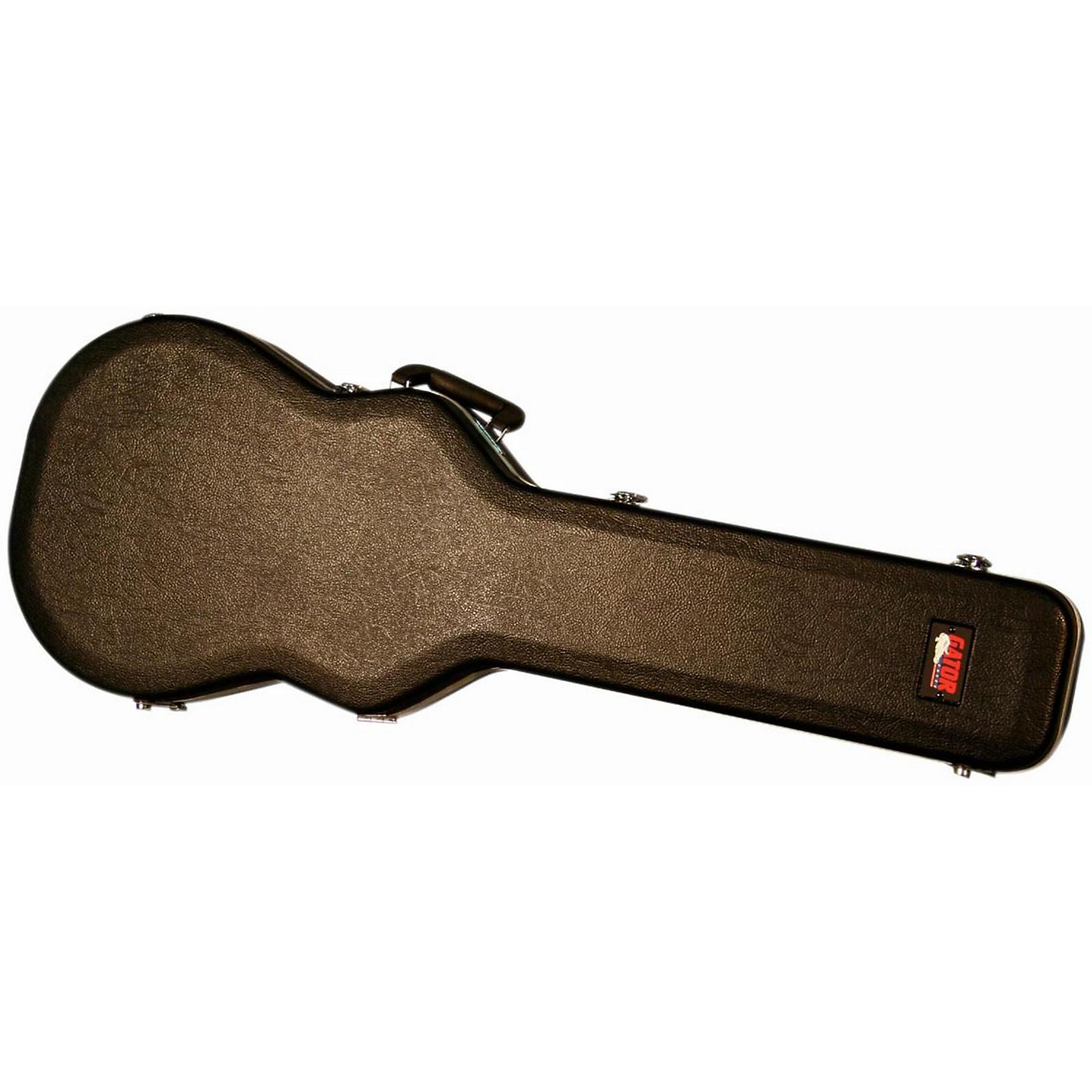 Gator GC-LP Deluxe LES PAUL Type Guitar Case GCLPS