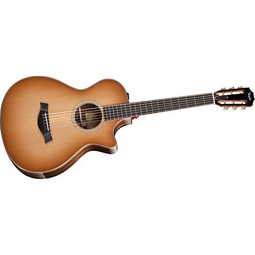 Taylor GC-LTD 12-Fret Grand Concert Cutaway Acoustic-Electric Guitar